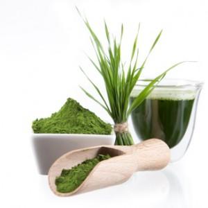 detoxikace organismu - zelené potraviny