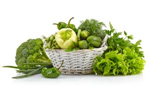 Spánek - Obrázek zeleninového salátu